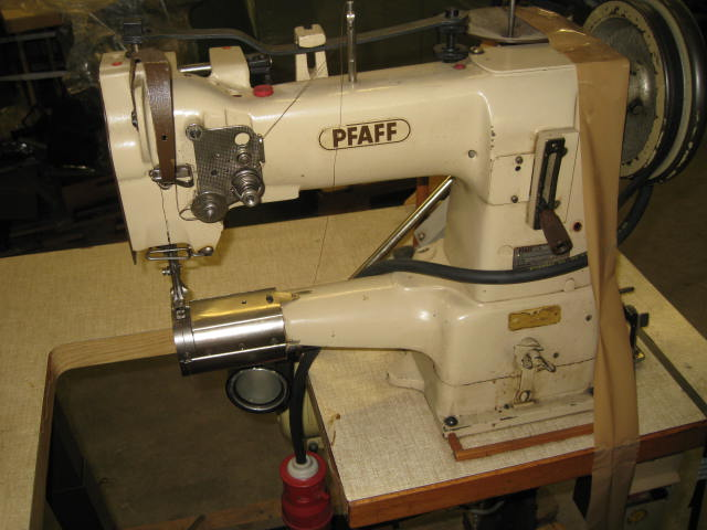 Sieck PFAFF Kl 40 Single Needle Arm Type Sewing Machine With Gorgeous What Is A Vertical Sewing Machine