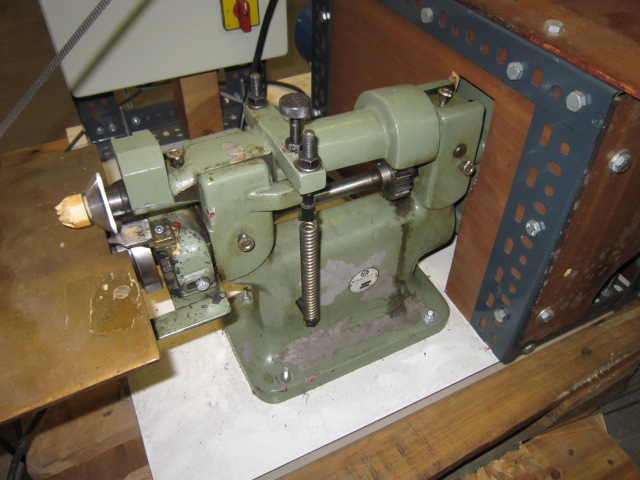 Sieck M 220 Ller Amp Kurth Type 81 Machine For Making Feather