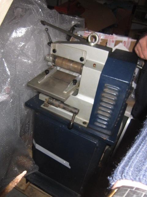 sieck protos typ 605 160 schwere riemenschneidemaschine. Black Bedroom Furniture Sets. Home Design Ideas