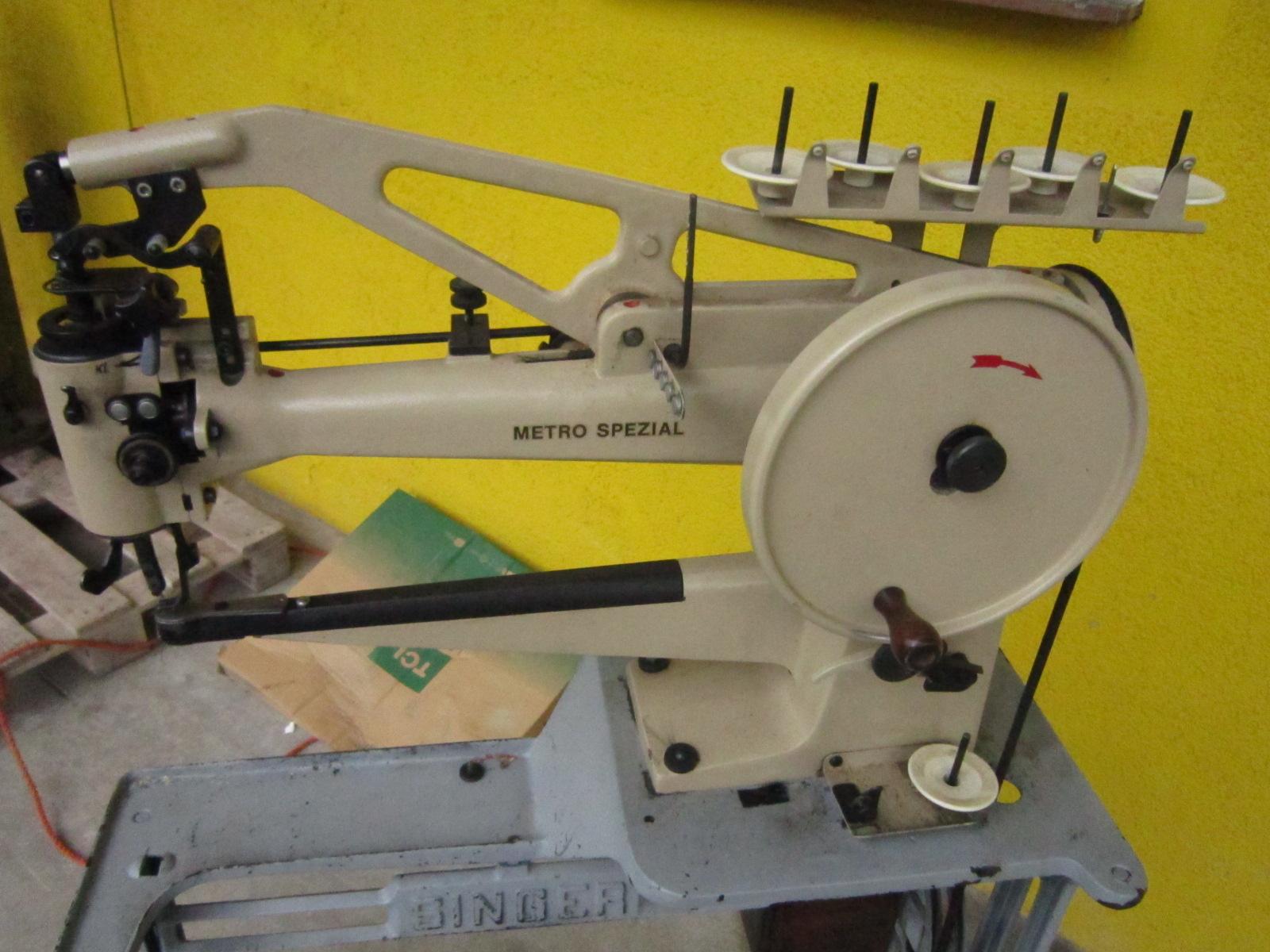 claes sewing machine