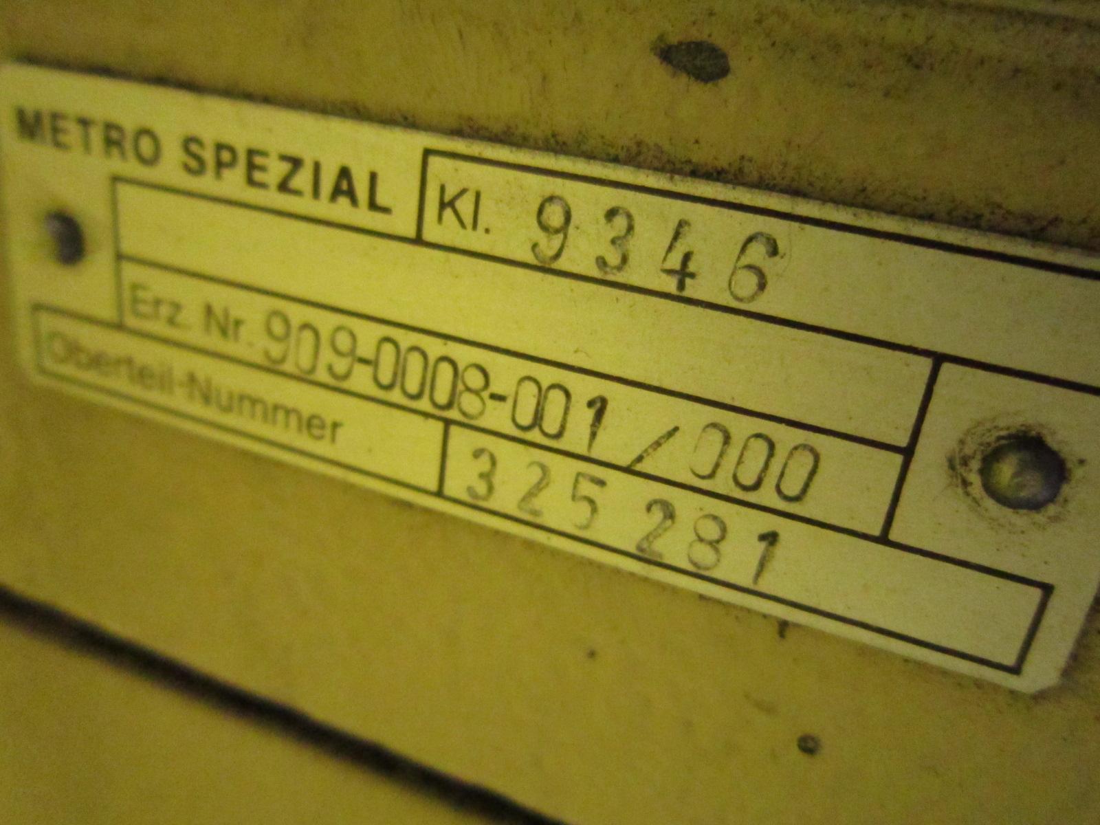 Sieck CLAES METRO SPEZIAL Kl 9346 Reparatur Nähmaschine  ~ Nähmaschine Reparatur Berlin