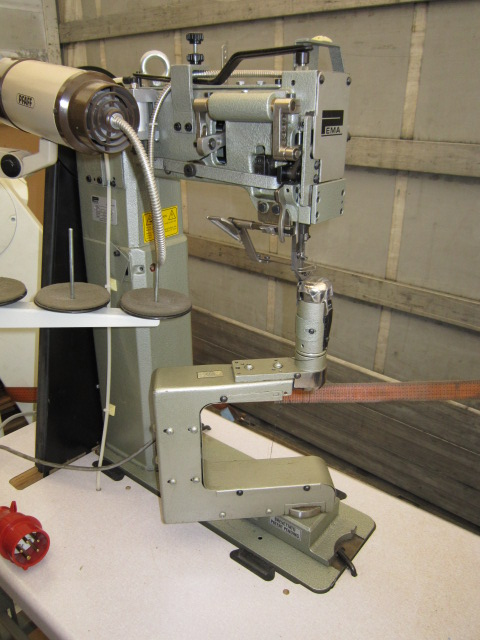 Sieck Pema 268 Left Standing High Post Bed Sewing Machine