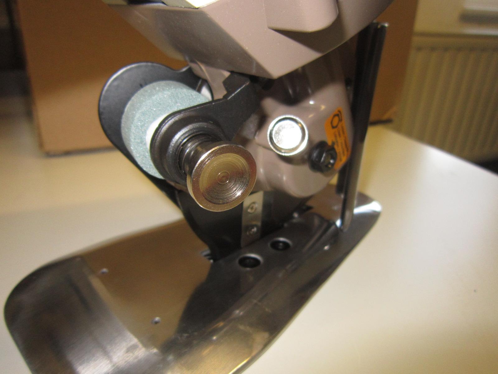 Sieck Rundmessermaschine mit 100 mm Messerdurchmesser
