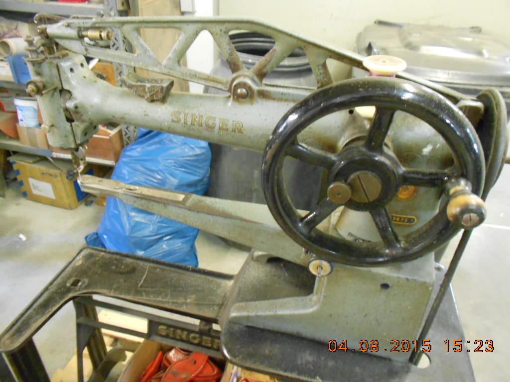 Sieck SINGER Typ 29 K 73 Reparatur Nähmaschine komplett  ~ Nähmaschine Reparatur Berlin